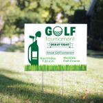 Lawn Sign Kit